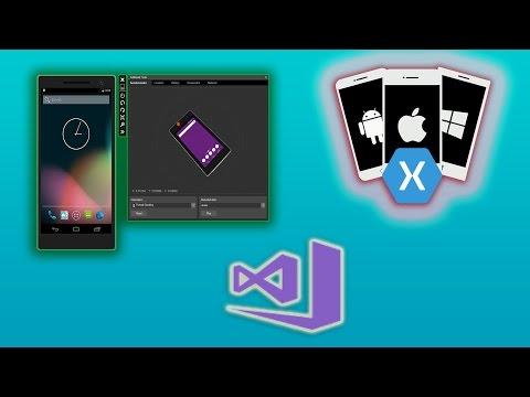 Emulador Para Visual Studio - Xamarin Android