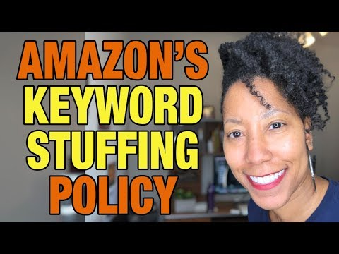 Freaking Out Over Merch By Amazon's Keyword Stuffing Policy?