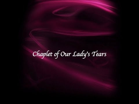 Chaplet of Our Lady's Tears