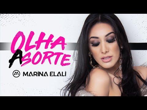 Marina Elali - Olha a Sorte (Clipe Oficial)