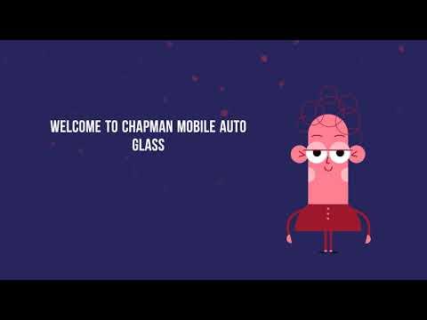 Chapman Mobile Auto Glass Repair Service Albuquerque NM