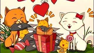 Кошачье царство, #3, мульт игра про котенка, спасаем котят, волшебная история для детей, игра котята