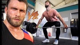 KLOKOV's PROBLEM WITH CROSSFIT