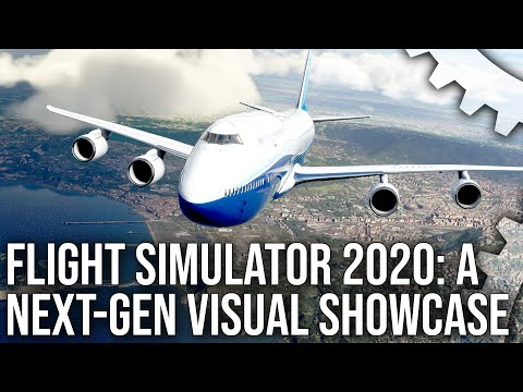 Flight Simulator PC Hands-On: A Generational Leap In Graphical Realism