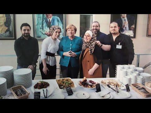 Syrisch kochen für die Kanzlerin