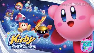 Kirby: Star Allies (Nintendo Switch) Music - Reef Resort