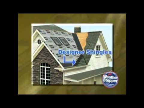 GAF Weather Stopper System For Your Allentown Home's Roof