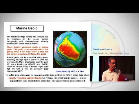 Satellite Altimetry - Pierre-Yves Le Traon