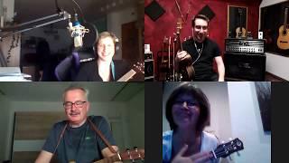 Zusammenschnitt des Jazz Ukulelen Workshops (online)