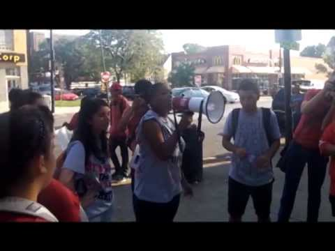 Labor Beat: SOJO - The Fight for Social Justice High School