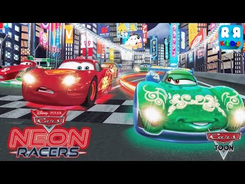 Cars: Neon Racers - IOS | Disney Storybook