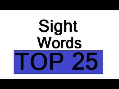 Sight Words Kindergarten have Fun Teaching First Grade Word Songs ...