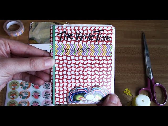 How to Set Up Your Journal | Creative Writing | ArtistYear Create
