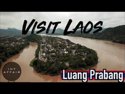REASONS TO VISIT LAOS! | LUANG PRABANG TOURIST GUIDE
