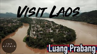 REASONS TO VISIT LAOS! | LUANG PRABANG TOURIST GUIDE