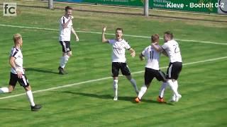 3. Spieltag: 1. FC Kleve - 1. FC Bocholt 0:2 (0:2)