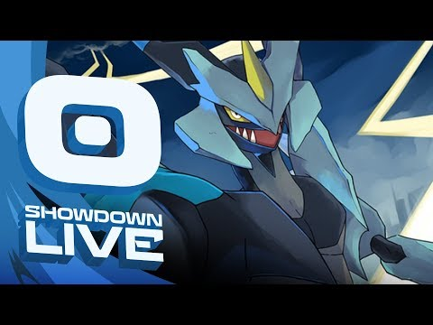 """SUBZERO SLAMMER KYUREM-B"" Pokemon Ultra Sun & Moon! OU Showdown Live w/PokeaimMD"