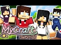 Mysterious Gift | MyCraft Family Minecraft Survival [Ep.1]