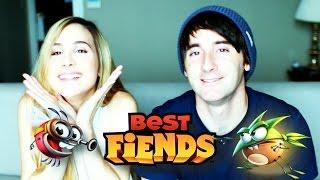 BEST FIENDS con Lanita! - [LuzuGames] thumbnail
