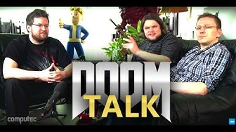 Doom: Uncut und ab 18 - Danke, USK! Talkrunde