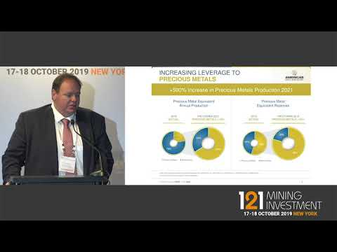 Presentation: Americas Gold And Silver Corporation - 121 Mining Investment New York Autumn 2019
