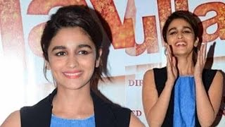 Alia Bhatt Funny Answers During Interview