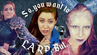 So You Wanna LARP, BUT- | 5 Most Common Obstacles For Beginners | LH EP 042