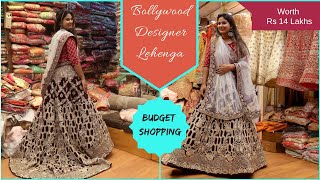 Buy Designer Bollywood Lehengas In Chandni Chowk | Budget Shopping Markets Of Delhi