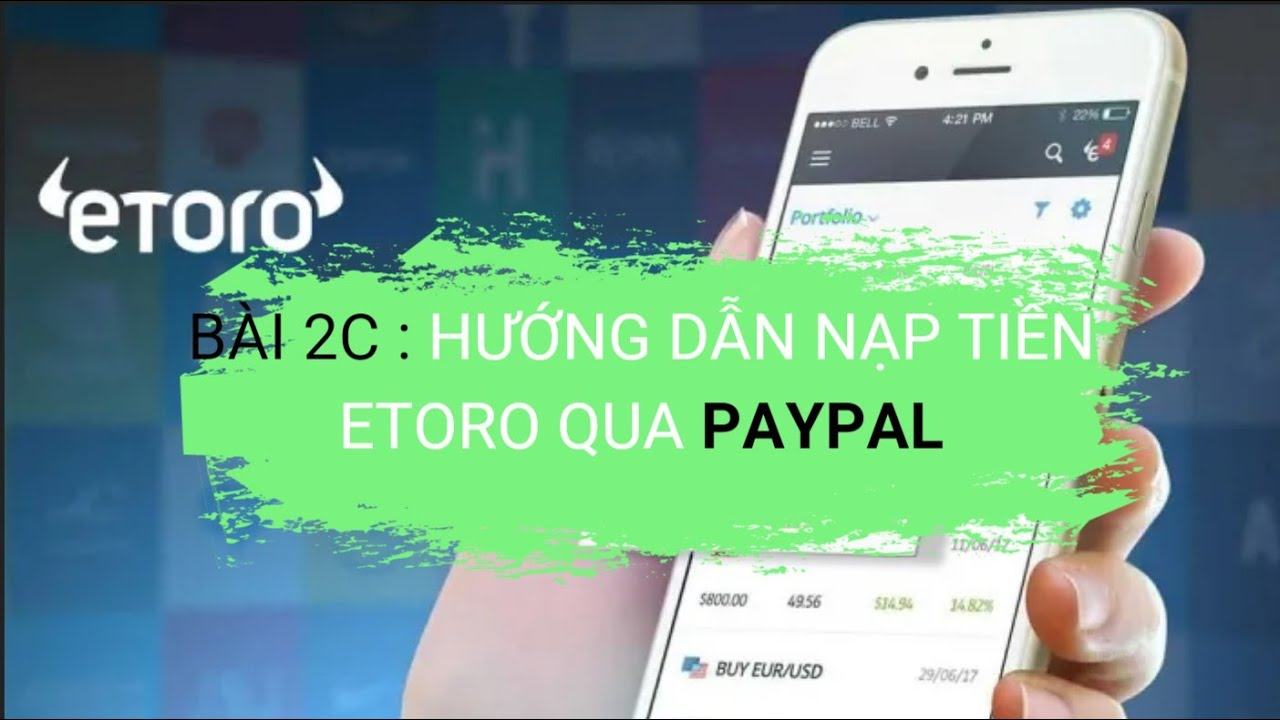 Etoro Paypal