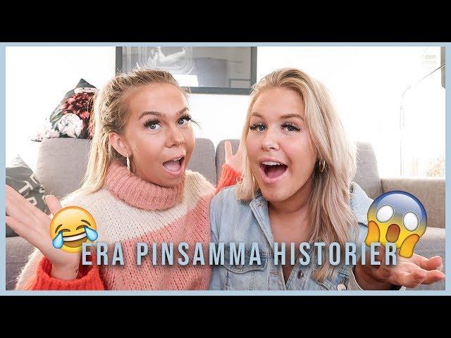 LÄSER ERA PINSAMMA HISTORIER