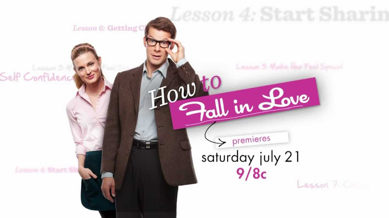 Hallmark Channel - How To Fall In Love - Premiere Promo