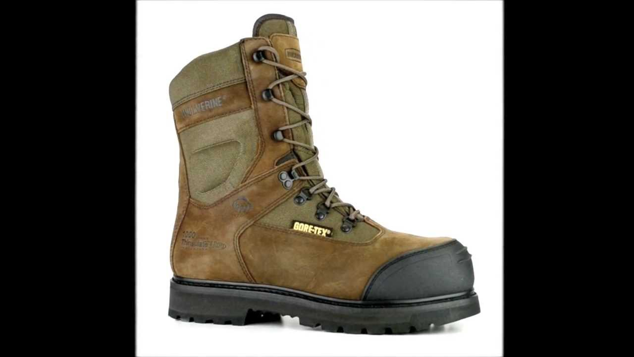 874c4fb31d0 Men's Wolverine WO5551 Composite Toe WP & Insulated Hunting Boot @  Steel-Toe-Shoes.com by SteelToeShoesDotCom
