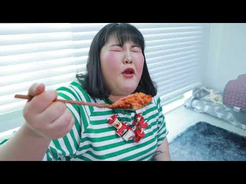 Yang Soo Bin) 공기밥 도둑맞음... 역대급 리얼 밥도둑..