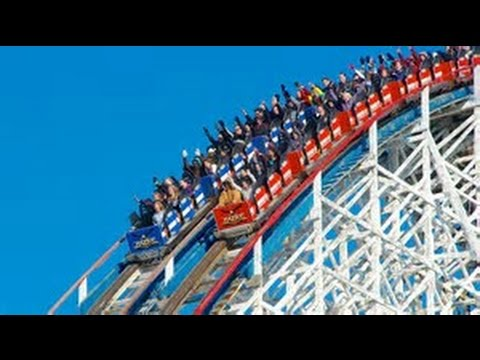 Top 10 Six Flags Great America Coasters