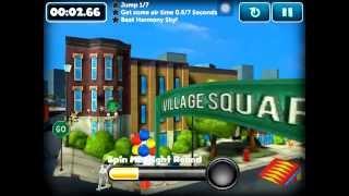 SkateBoard Slam IOS Gameplay Played by TNG