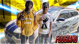 RAPPER FOOGIANO WENT CRAZY IN HELLCAT! *TALKS SCARY RAPPERS, GUCCI MANE, & MORE*