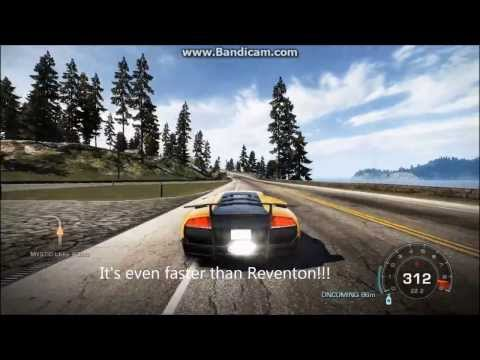 TOP 5 SUPERCARS - Need For Speed Hot Pursuit (Best Cars Of NFS 2010)