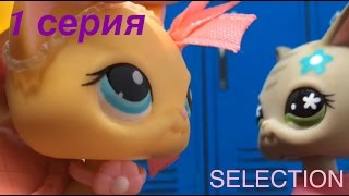 LPS Сериал: ~ SELECTION 1 серия