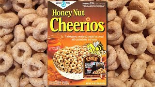 Honey Nut Cheerios (1979)