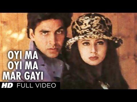 Oyi Ma Oyi Ma Mar Gayi Re Full Song  Aflatoon  Akshay Kumar, Urmila Mantodkar