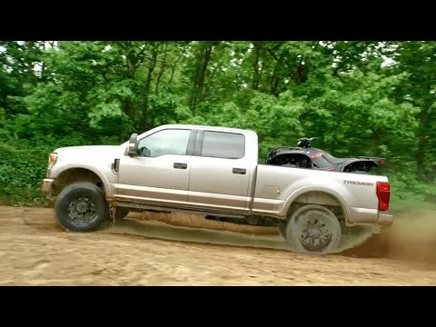 2020 Ford Super Duty Tremor | Quaking In a Different Way | TestDriveNow