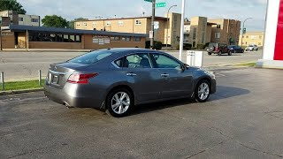 2015 Nissan Altima Oak Lawn, Countryside, Chicago, Orland Park, Alsip, IL 34102A