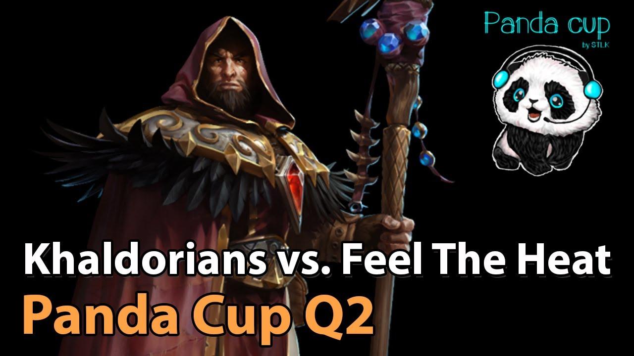► Khaldorians vs. Feel The Heat - Panda Cup Q2 - Heroes of the Storm Esports