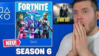 die *NEUE* Season 6 in Fortnite wird getestet!
