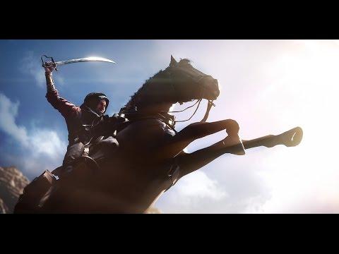 Battlefield 1 Rush Beta Gameplay [German]