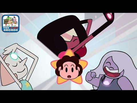 Steven Universe: Attack The Light - The Gems Fuse into Alexandrite (Cartoon Network Games)