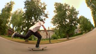 REAL Skateboards Jake Donnelly Pushing Buffalo, New York