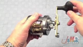 Shimano Tekota TEK500 Levelwind Reel - J&H Tackle