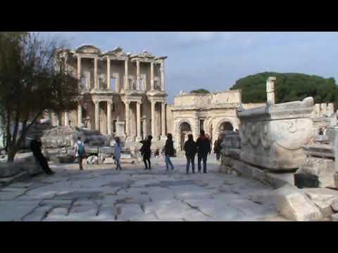 Library of Celsus - Ephesus, Turkey