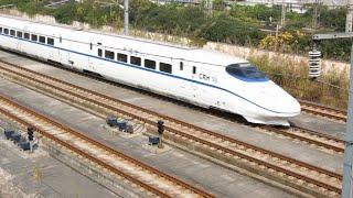 CRH2C, China High-Speed Railway中國高鐵 (Wuhan to GuangZhou Train)